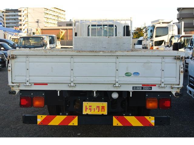 平ボディ 4トン 6MT 3方開 ロング(5枚目)