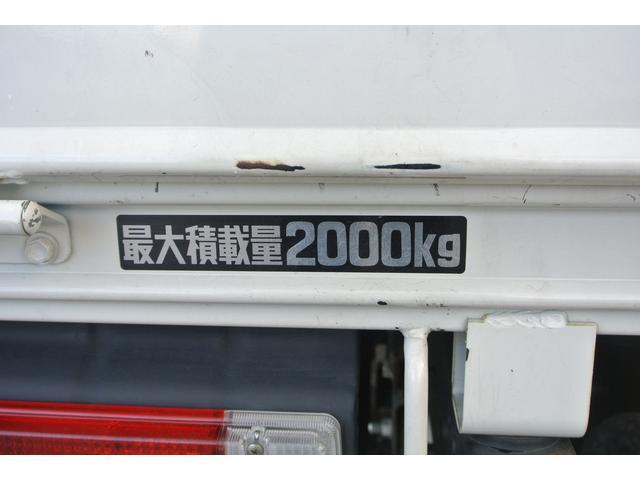 平ボディ 積載2t 全低床 AT車 3方開 10尺(17枚目)