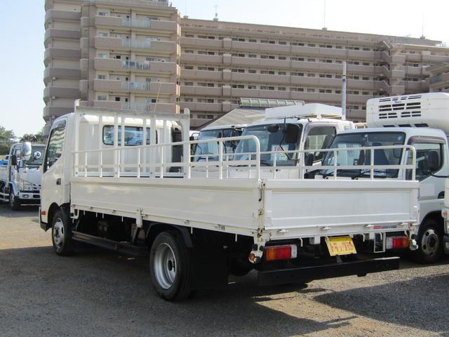 平ボディ 積載量1900kg 全低床 ワイド ロング アオリ開閉補助装置 排出ガス浄化装置 ディーゼル(2枚目)