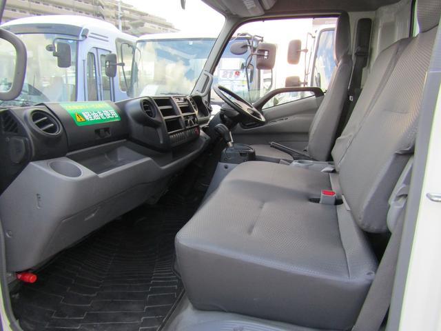 平ボディ 積載量1900kg 全低床 ワイド ロング アオリ開閉補助装置 排出ガス浄化装置 ディーゼル(7枚目)