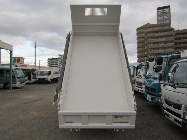 全低床ダンプ 積載量3000kg コボレーン 極東開発製 5速MT ディーゼル(14枚目)