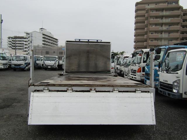 アルミブロック アルミブロック 積載量3.45t ワイド リアエアサス 荷台床板張り 5方開 HID 坂道発進補助装置(15枚目)