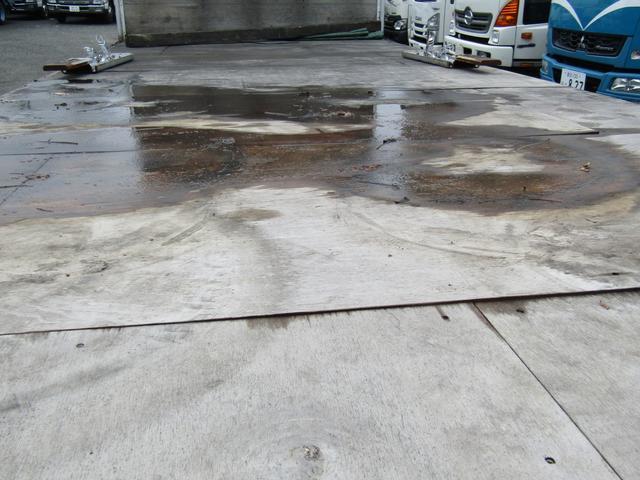 アルミブロック アルミブロック 積載量3.45t ワイド リアエアサス 荷台床板張り 5方開 HID 坂道発進補助装置(16枚目)