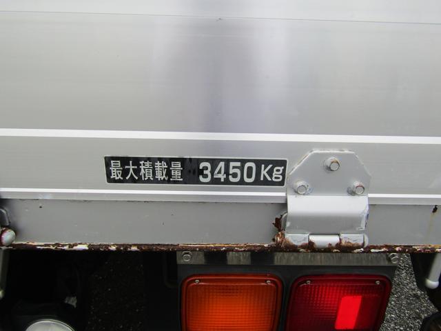 アルミブロック アルミブロック 積載量3.45t ワイド リアエアサス 荷台床板張り 5方開 HID 坂道発進補助装置(18枚目)