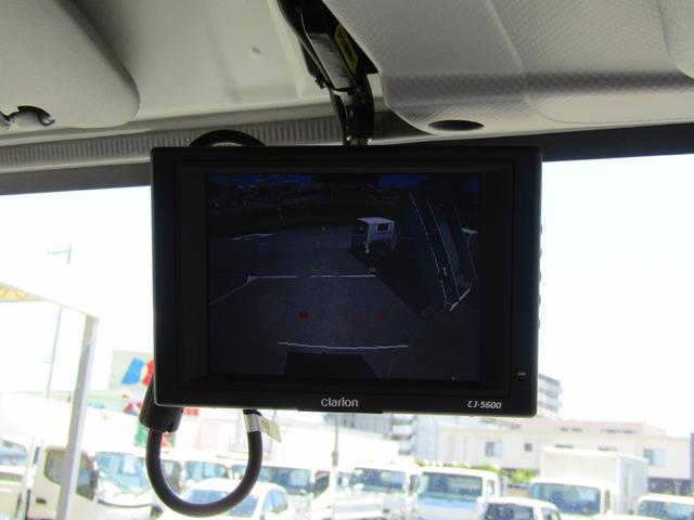 アルミバン ロング 積載3t ラッシングレール バックカメラ アルミバン 積載量3000kg ロング バックカメラ ラッシングレール 6速MT 排出ガス浄化装置 坂道発進補助装置 左パワーミラー ETC(9枚目)
