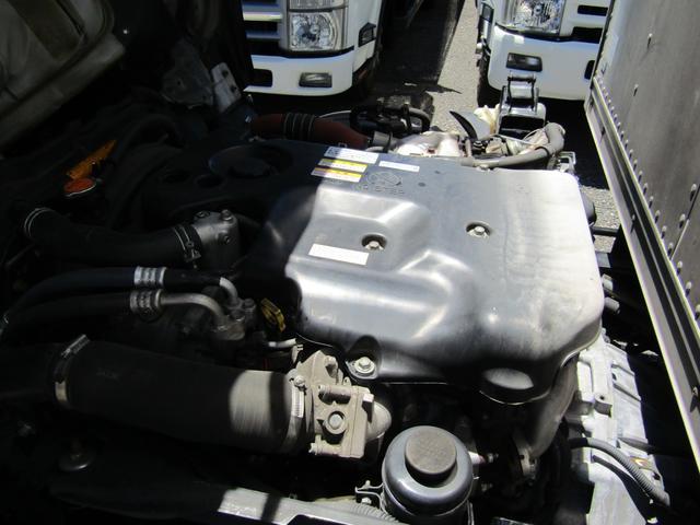 アルミバン ロング 積載3t ラッシングレール バックカメラ アルミバン 積載量3000kg ロング バックカメラ ラッシングレール 6速MT 排出ガス浄化装置 坂道発進補助装置 左パワーミラー ETC(25枚目)
