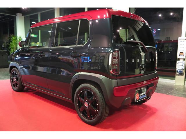 「スズキ」「ハスラー」「コンパクトカー」「兵庫県」の中古車8