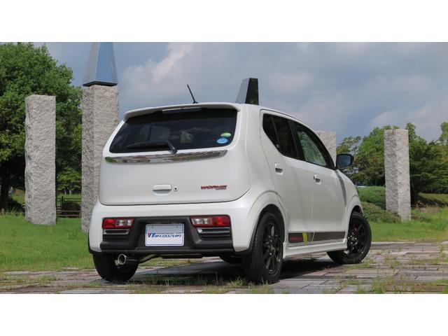 「スズキ」「アルトワークス」「軽自動車」「兵庫県」の中古車10