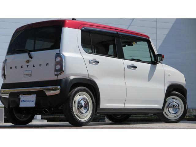 三木スズキWRロースタイル車高調15AWオリジナルカラー(11枚目)