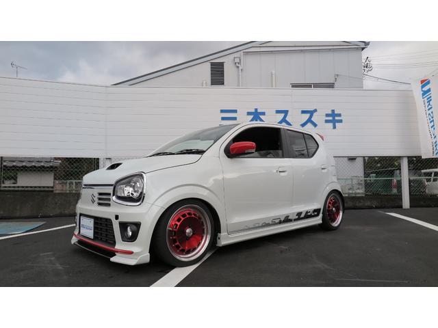「スズキ」「アルトワークス」「軽自動車」「兵庫県」の中古車6