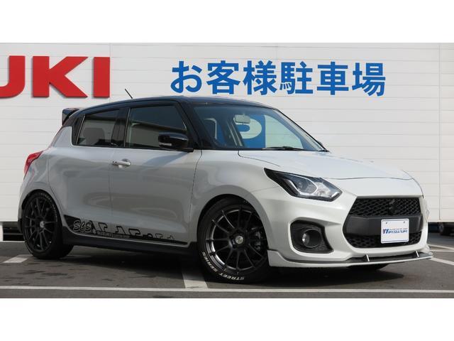 「スズキ」「スイフトスポーツ」「コンパクトカー」「兵庫県」の中古車17