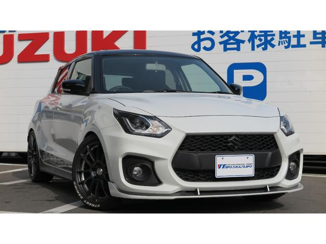 「スズキ」「スイフトスポーツ」「コンパクトカー」「兵庫県」の中古車21