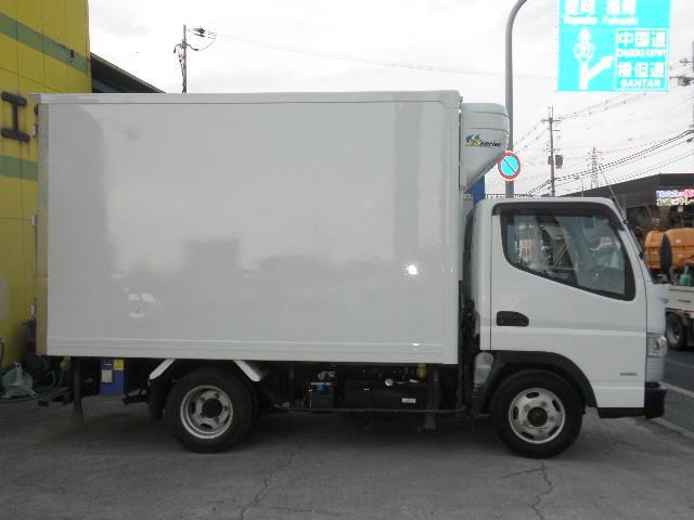 -30℃低温冷凍冷蔵車 東プレ ラッシングレール サイドドア(5枚目)