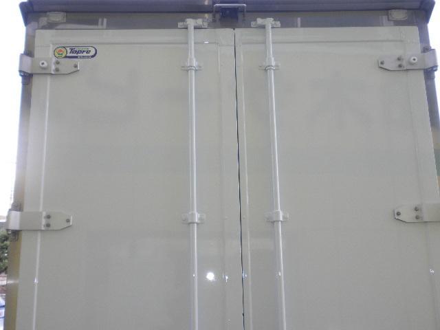 -30℃低温冷凍冷蔵車 東プレ ラッシングレール サイドドア(8枚目)