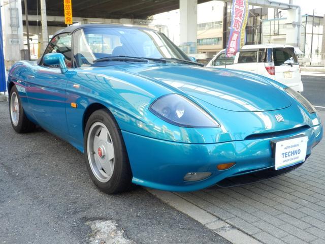 「フィアット」「バルケッタ」「オープンカー」「兵庫県」の中古車2