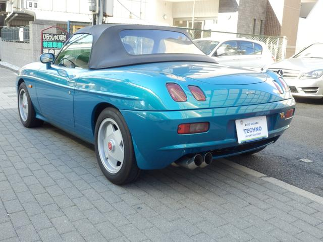 「フィアット」「バルケッタ」「オープンカー」「兵庫県」の中古車6