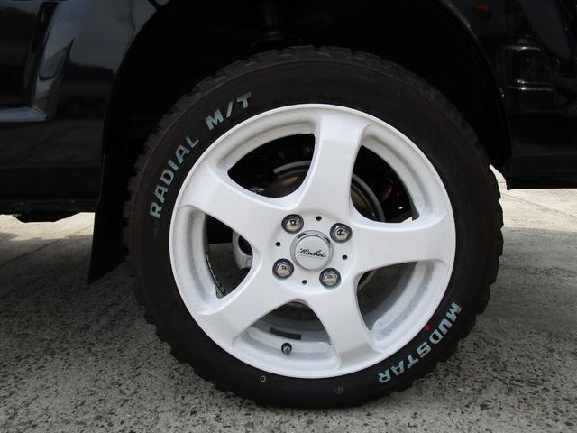 X 4WD HID 社外アルミ(12枚目)