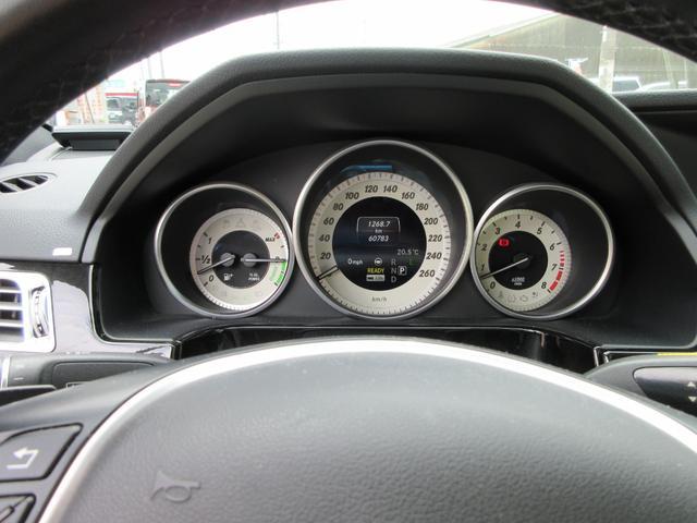 E400 ハイブリッド アバンギャルド 左ハンドルE400 ハイブリッド アバンギャルド レーダーセーフティ パドルシフト ETC 黒革 純正ナビ 地デジ Bluetooth(58枚目)