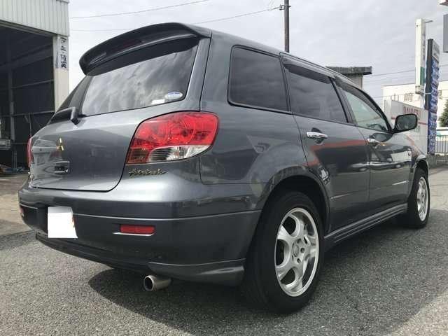 「三菱」「エアトレック」「SUV・クロカン」「兵庫県」の中古車6