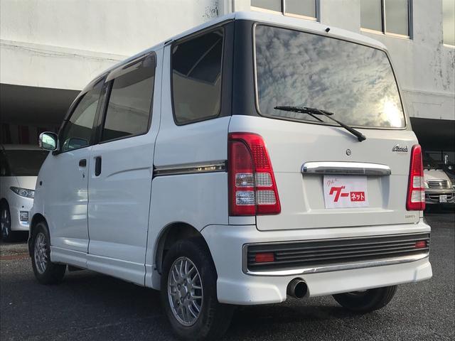 カスタム 軽自動車 ホワイト AT AC(5枚目)