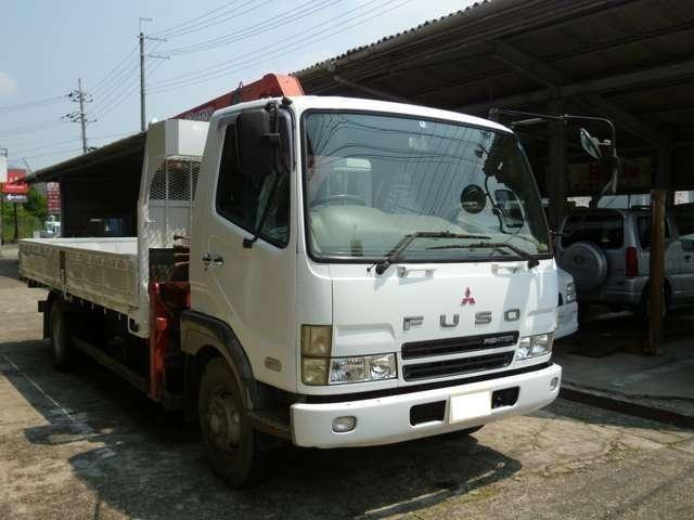 「その他」「ファイター」「トラック」「兵庫県」の中古車3