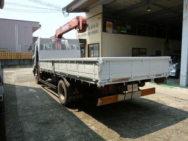 「その他」「ファイター」「トラック」「兵庫県」の中古車6