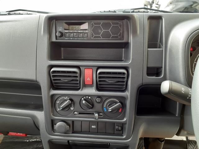 M 届出済未使用車・令和2年12月登録・4WD・5MT・ヘッドライトレベライザー(14枚目)