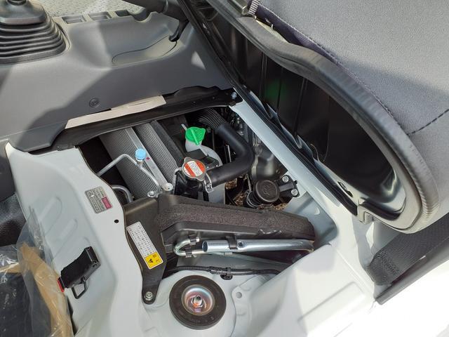 M 届出済未使用車・令和2年12月登録・4WD・5MT・ヘッドライトレベライザー(22枚目)