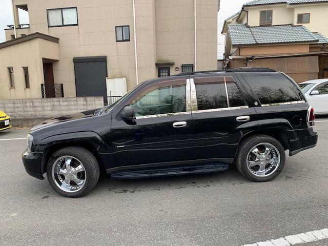 「シボレー」「シボレートレイルブレイザー」「SUV・クロカン」「兵庫県」の中古車2