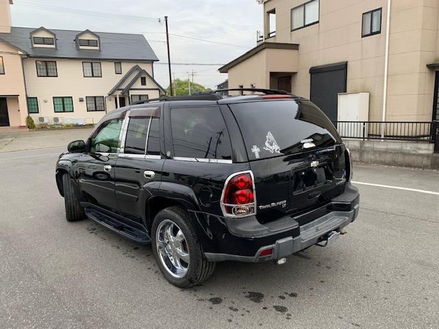 「シボレー」「シボレートレイルブレイザー」「SUV・クロカン」「兵庫県」の中古車3