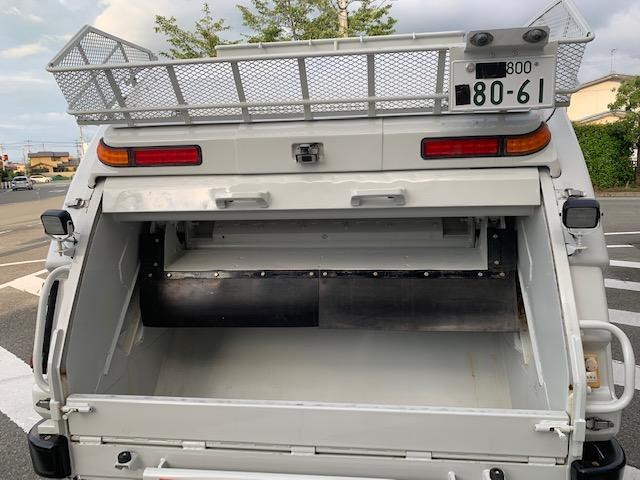 7.4m3 ゴミ収集車 パッカー車(20枚目)