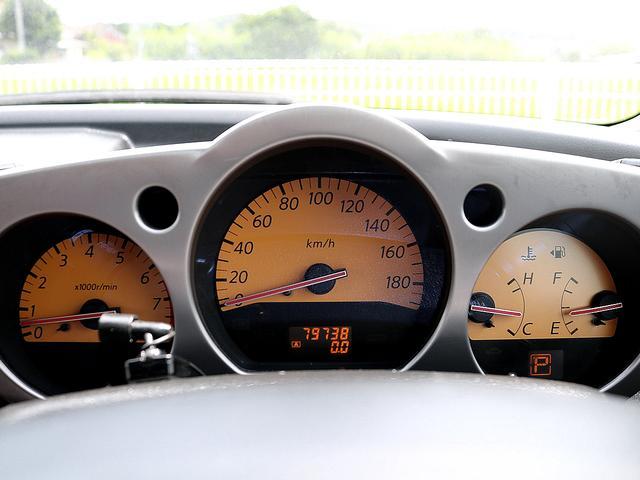 ETC バックカメラ インテリジェントキー 電動シート オートライト オートエアコン ブラウンレザーシート シートヒーター 純正18AW 革巻きステアリング ステアリモコン(18枚目)