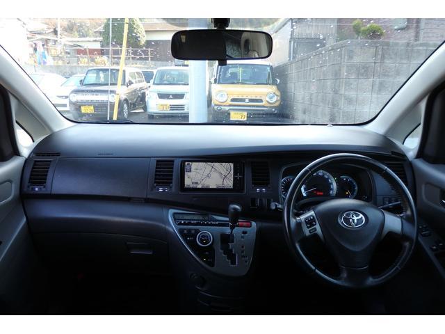 プラタナリミテッド 両側自動ドア 純正SDナビ CD DVD SD 録音 BTオーディオ フルセグTV ETC バックカメラ ステリモ連動 スマートキー2本 プッシュスタート HIDオートライト フォグ ワンオーナー(15枚目)