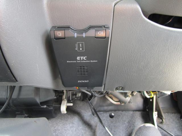 ETC車載器搭載でお出かけに便利です。