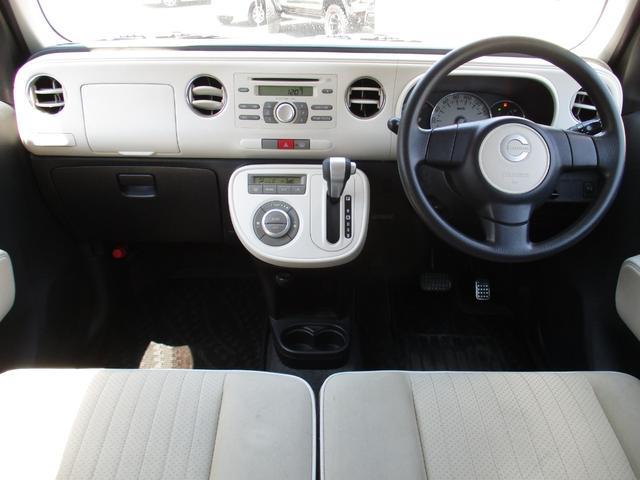 ココアプラスX 純正オーディオ(CD/FM/AM) ETC ルーフレール スマートキー フォグランプ ヘッドライトレベライザー オートエアコン 禁煙車(2枚目)