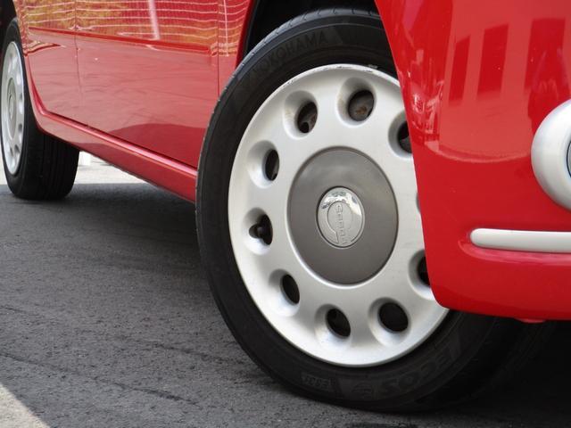 ココアプラスX 純正オーディオ(CD/FM/AM) ETC ルーフレール スマートキー フォグランプ ヘッドライトレベライザー オートエアコン 禁煙車(25枚目)