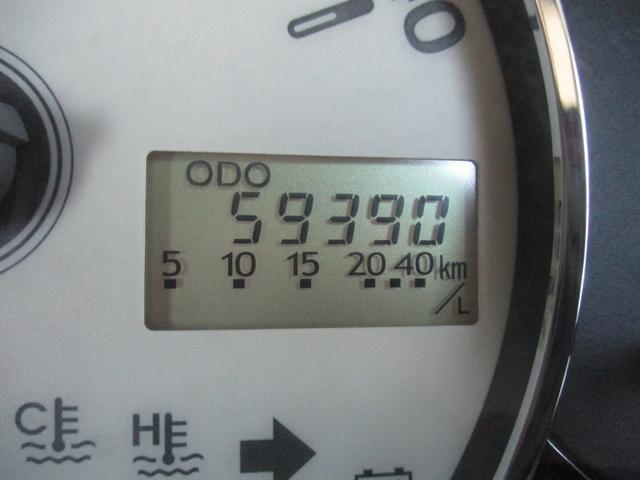 ココアプラスX 純正オーディオ(CD/FM/AM) ETC ルーフレール スマートキー フォグランプ ヘッドライトレベライザー オートエアコン 禁煙車(33枚目)
