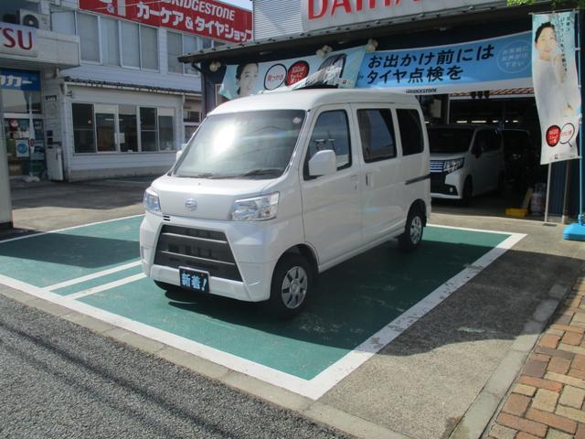 クルーズターボ SAIII 4WD(7枚目)