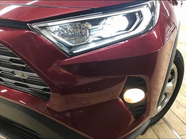 HYBRID G 4WD フローティングナビ フルセグTV トヨタセーフティーセンス レーダークルーズコントロール  レザーシート サンルーフ シートヒーター LEDヘッドライト 18インチAW 1オーナー(20枚目)