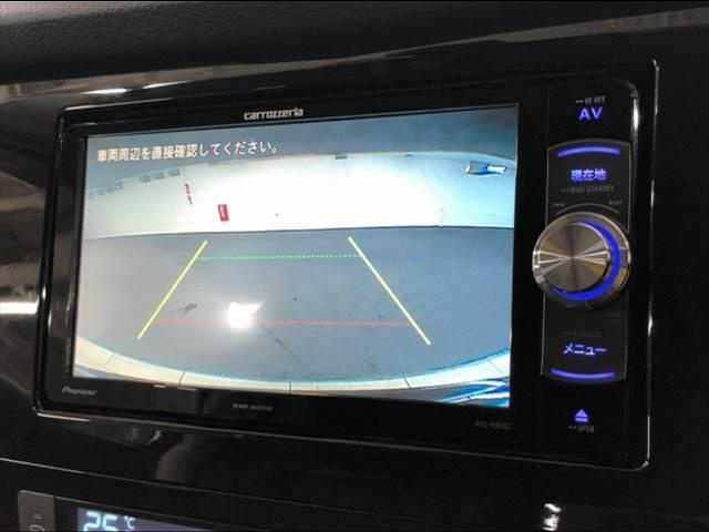 20X カロッツェリアSDナビ フルセグTV ETC バックカメラ パワーバックドア LEDヘッドライト ETC インテリジェントキー プッシュスタート(4枚目)