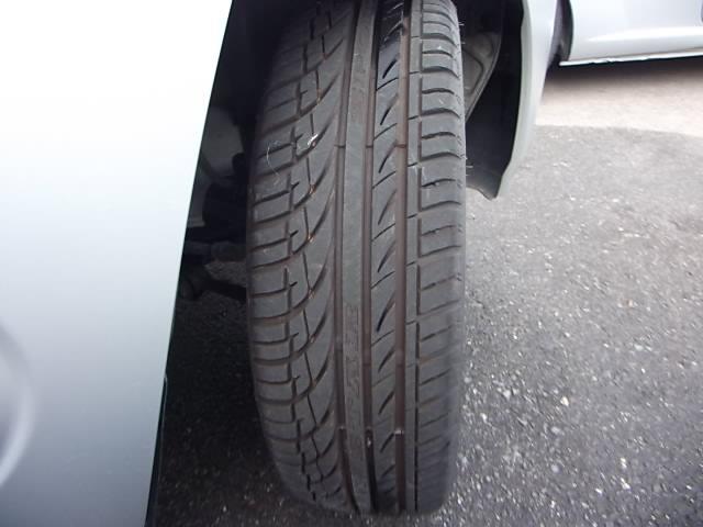 ダイハツ ネイキッド ローダウンアルミ15 新品タイヤナビ キーレス 革調Sカバー