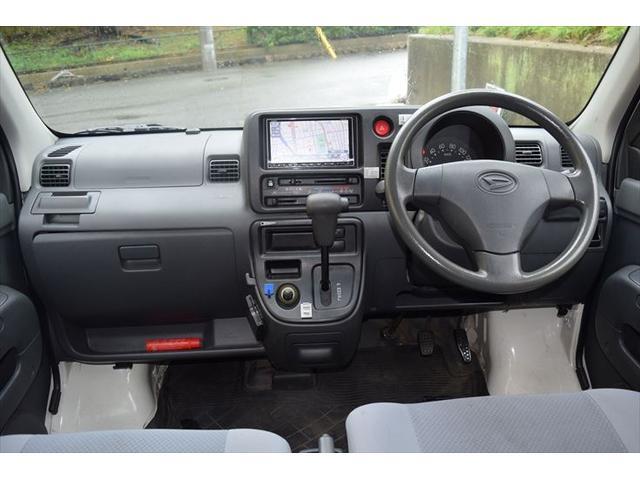 ダイハツ ハイゼットカーゴ DXオートマ車 HDDナビ ハイルーフ タイミングチェーン