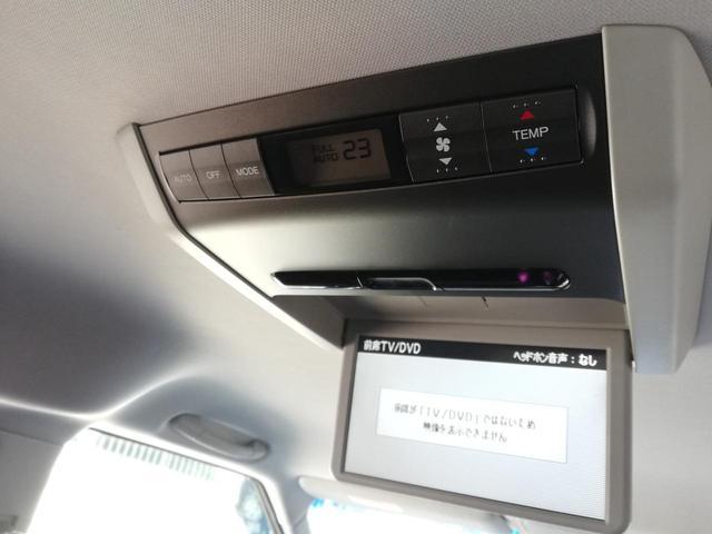 GエアロHDDナビスペシャルパッケージ 後期型・純正HDDナビ・ワンオーナー・8人乗り・ETC・フリップダウンモニター・バックカメラ・両側電動スライドドア・フォグランプ・DVD再生・ステアリングリモコン・電格ウィンカーミラー・HIDライト(37枚目)