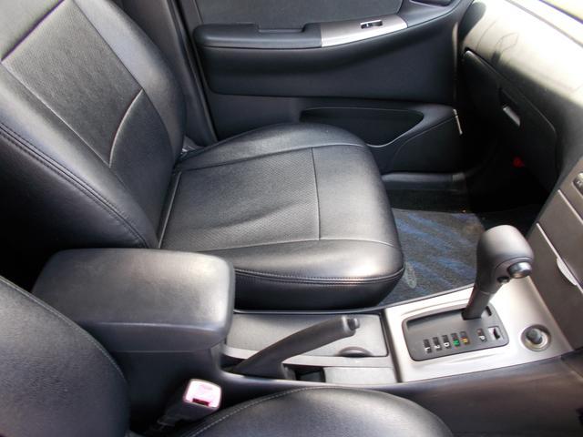 トヨタ カローラフィールダー X ユーザー下取り車 外品アルミ