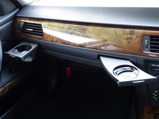 325iツーリング ハイラインパッケージ 正規ディーラー車/右ハンドル/黒革シート/BMWパフォーマンスパーツ/車高調/エアクリ/REMUSマフラー/HDDナビ バックカメラ/キセノン/キーレス(21枚目)