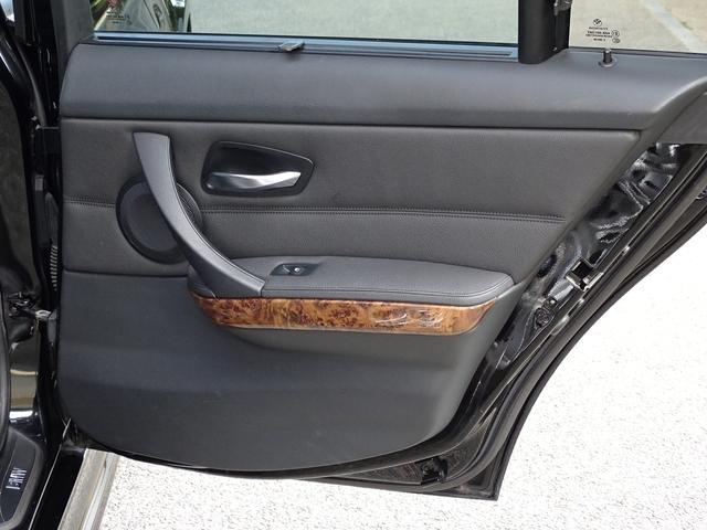 325iツーリング ハイラインパッケージ 正規ディーラー車/右ハンドル/黒革シート/BMWパフォーマンスパーツ/車高調/エアクリ/REMUSマフラー/HDDナビ バックカメラ/キセノン/キーレス(37枚目)