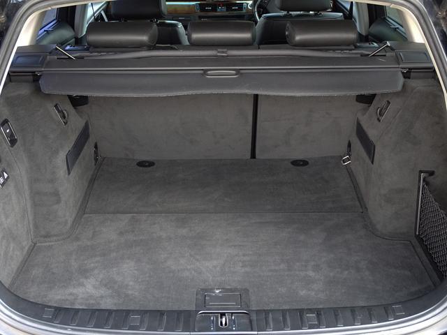 325iツーリング ハイラインパッケージ 正規ディーラー車/右ハンドル/黒革シート/BMWパフォーマンスパーツ/車高調/エアクリ/REMUSマフラー/HDDナビ バックカメラ/キセノン/キーレス(50枚目)