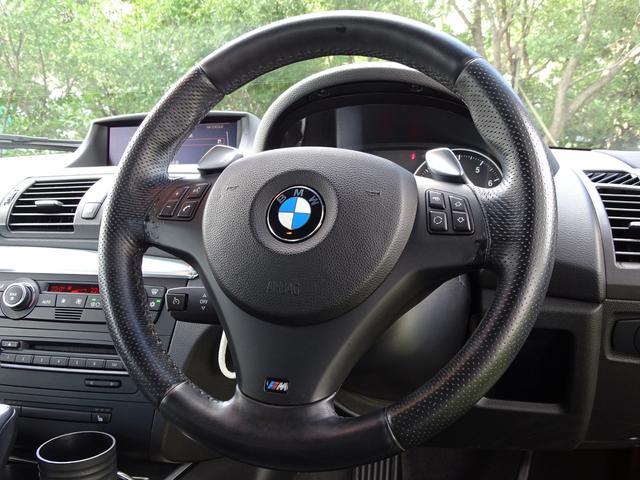 BMW BMW 135iMスポーツ 直6ターボ CICナビ黒革ワンオーナー