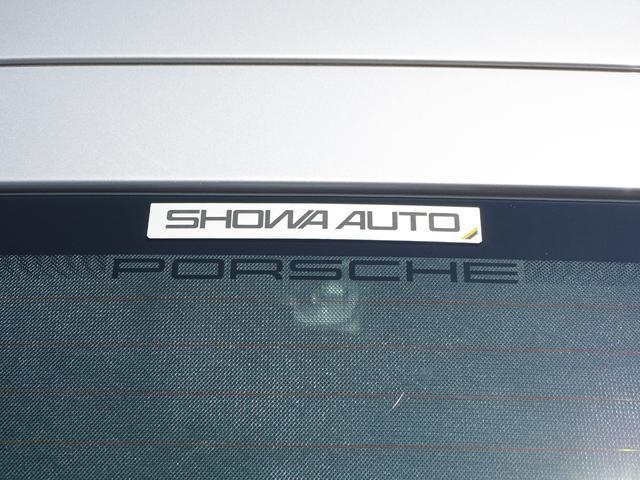 ●リアガラス SHOWA AUTO ステッカー
