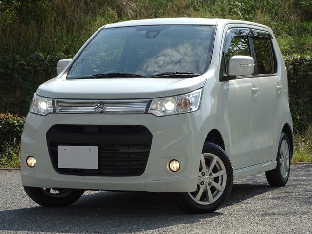 「スズキ」「ワゴンRスティングレー」「コンパクトカー」「兵庫県」の中古車40